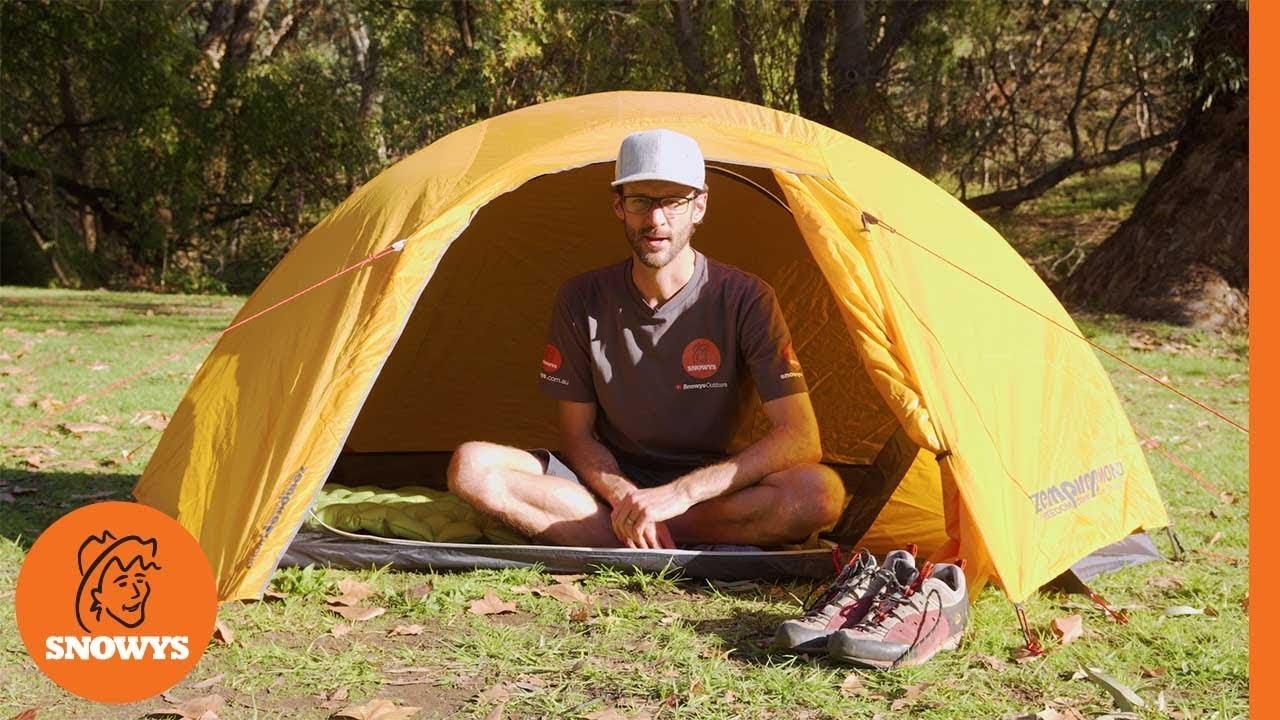 Mono Hiking Tent