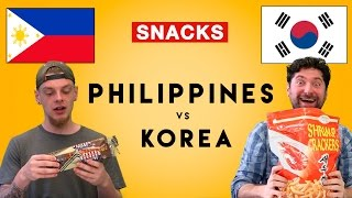 The Hungry Games: Philippines Vs Korea