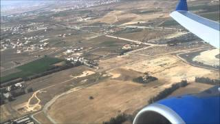 preview picture of video 'Cyprus departure Great Engine sound! Airbus A333 FULL HD'