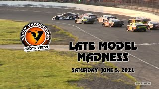 SIDS VIEW | 06.05.21 | Late Model Madness