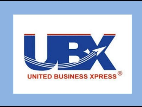 UBX Courier Tracking Status Guide