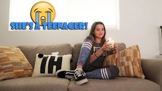 She's a Teenager 😭 (WK 361.6) | Bratayley