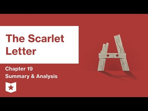 The Scarlet Letter Chapter 19 Summary   Course Hero