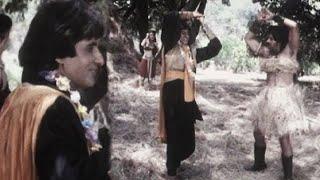 Shooting Of Toofan (1989) | Amitabh Bachchan | Flashback Video