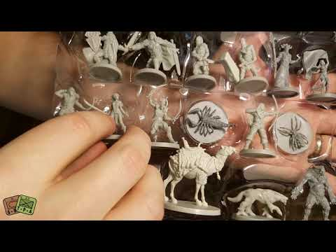 Unboxing KING LEVEL PLEDGE Conan Kickstarter