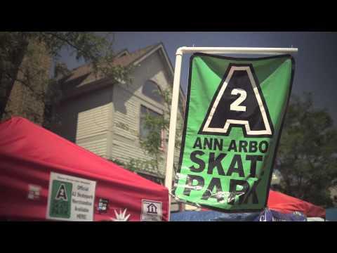 Ann Arbor Skatepark: Dream It. Build It. Skate It.
