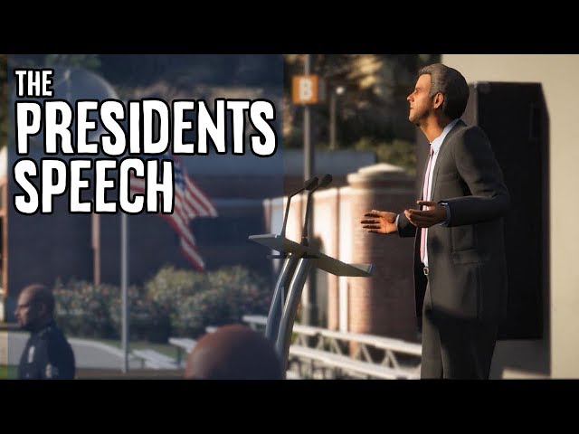 The Presidents Speech