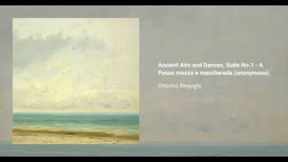 Ancient Airs and Dances, Suite No.1