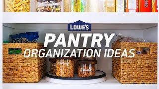 PANTRY | Storage And Organization Solutions