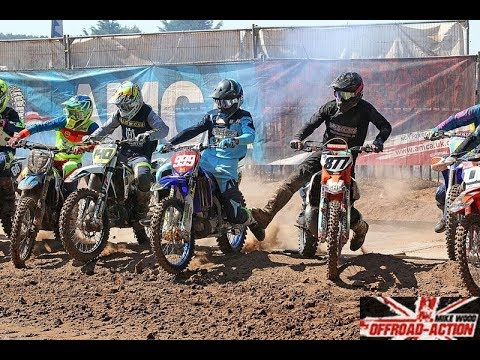 AMCA Vets/2 Stroke & Youth Championship 2018 - Round 5 - Culham