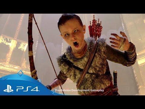 Vidéo bêtisier des bugs pré-lancement de God of War