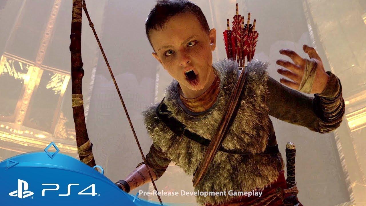 Il team QA di Santa Monica Studio ci fa divertire con le sue papere preferite della fase pre-lancio di God of War