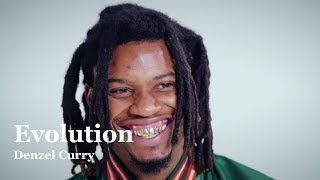 Evolution Of Denzel Curry Songs