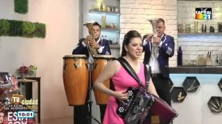 Janeth Valenzuela en Tu Ciudad Es
