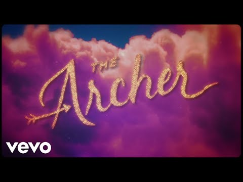 Taylor Swift – The Archer (Lyric Video)