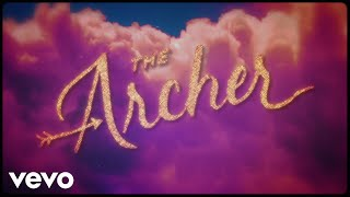 Taylor Swift   The Archer (Lyric Video)