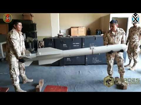 Clausura Curso de Mantenimiento y Operación de Misiles Nimrod