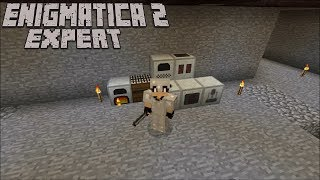 Unbreakable Tools and IC2 : Enigmatica 2 Expert Lp Ep #4