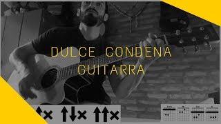 GUITARRA | Dulce Condena - Fabiana Cantilo (Guitarra cover/tutorial) Martin Lopez