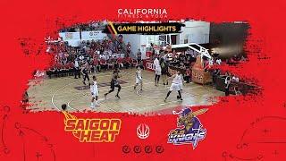 Highlights ABL9 || Home - Game 20: Saigon Heat vs CLS Knights 24/02