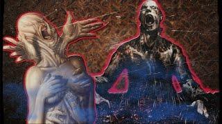 10 ЖУТКИХ обитателей ТУМАННОГО города ( Silent Hill )