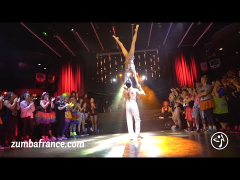 Circus Zumba® Fitness Party - Pavillon Champs-Élysées (12/02/16)