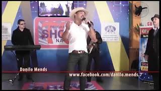 Apresentação Danilo Mends No Programa Show Na TV Com Estênio Mello