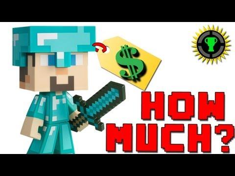 Kolik by stálo brnění z Minecraftu?