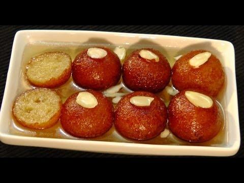 Gulab Jamun – Indian Dessert Recipe