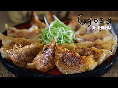 Receta de Gyoza de ternera : Los amantes de la carne tenéis que probar