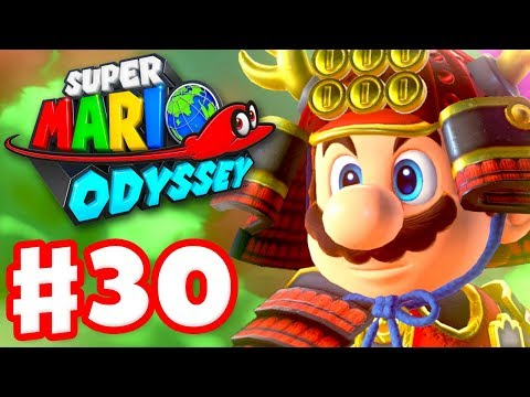 Super Mario Odyssey - Gameplay Walkthrough Part 30 - Bowser's Kingdom 100%! (Nintendo Switch)