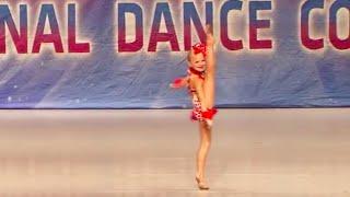 Delaney Taylor - Stupid Cupid - Age 6
