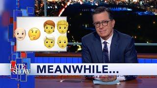 Meanwhile... Gender-Neutral Emojis Debut