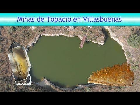 #60 - Minas de Topacio de Villasbuenas (Salamanca)