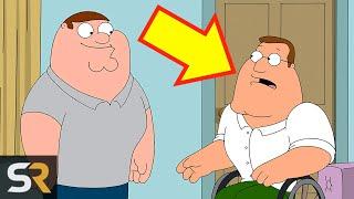 20 Dark Family Guy Jokes They Actually Got Away With