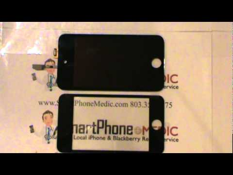 Is This Video Of The 4th-Gen iPod Touch LCD?