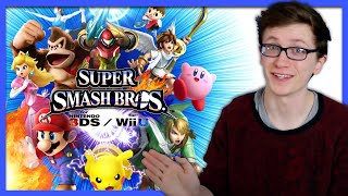 Super Smash Bros. for Nintendo 3DS / Wii U | For Here or To Go? - Scott The Woz