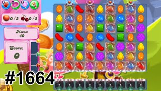 Candy Crush Saga Level 1664