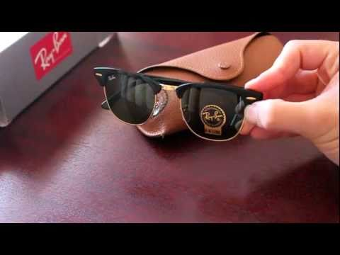 Ray-Ban Clubmaster Sunglasses Review