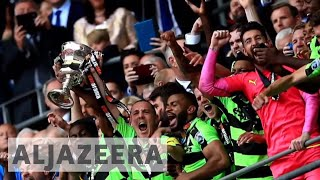Forest Green Rovers: Eco-friendly football team set for UK debut