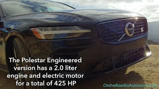Swede Emotion: 2019 Volvo S60 First Drive