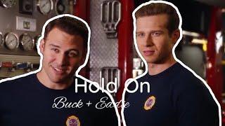 Buck + Eddie (+ Christopher) | Hold On (9-1-1)