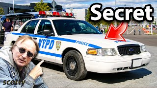 Here's Why Police Cars are Better Than Normal Cars