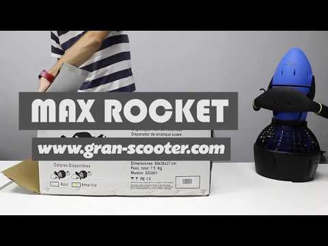 MAX ROCKET