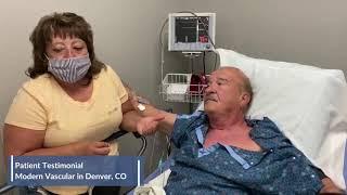 Modern Vascular in Denver – Patient Testimonial
