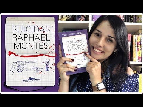 SUICIDAS - RAPHAEL MONTES || Jéssica Lopes