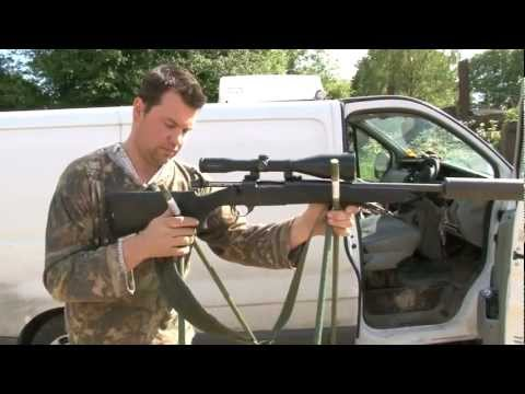 How to make cheap shooting sticks