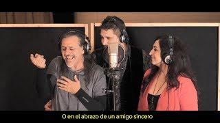 Camela - Camela Ft. Rubén Martín (Lyric Video)