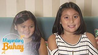 Magandang Buhay: Micsha & Matila's Message For Their Parents