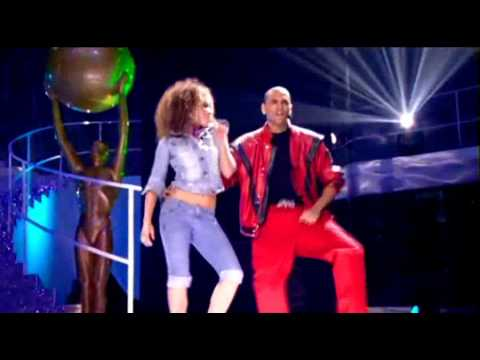Chris Brown Thriller - Live